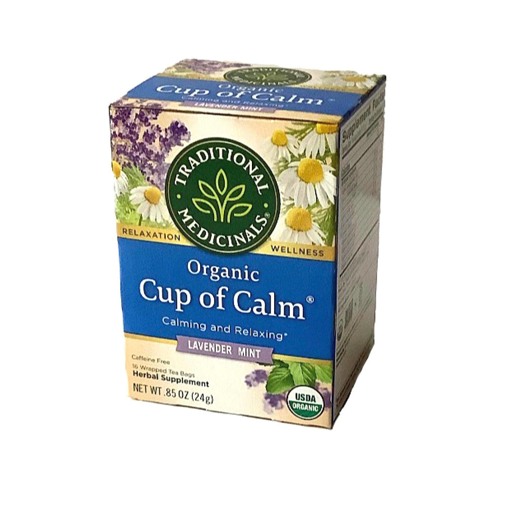Cup of Calm ® Tea by Traditional Medicinals