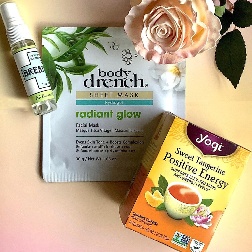 Positive Energy Kit Plus Spa Mask