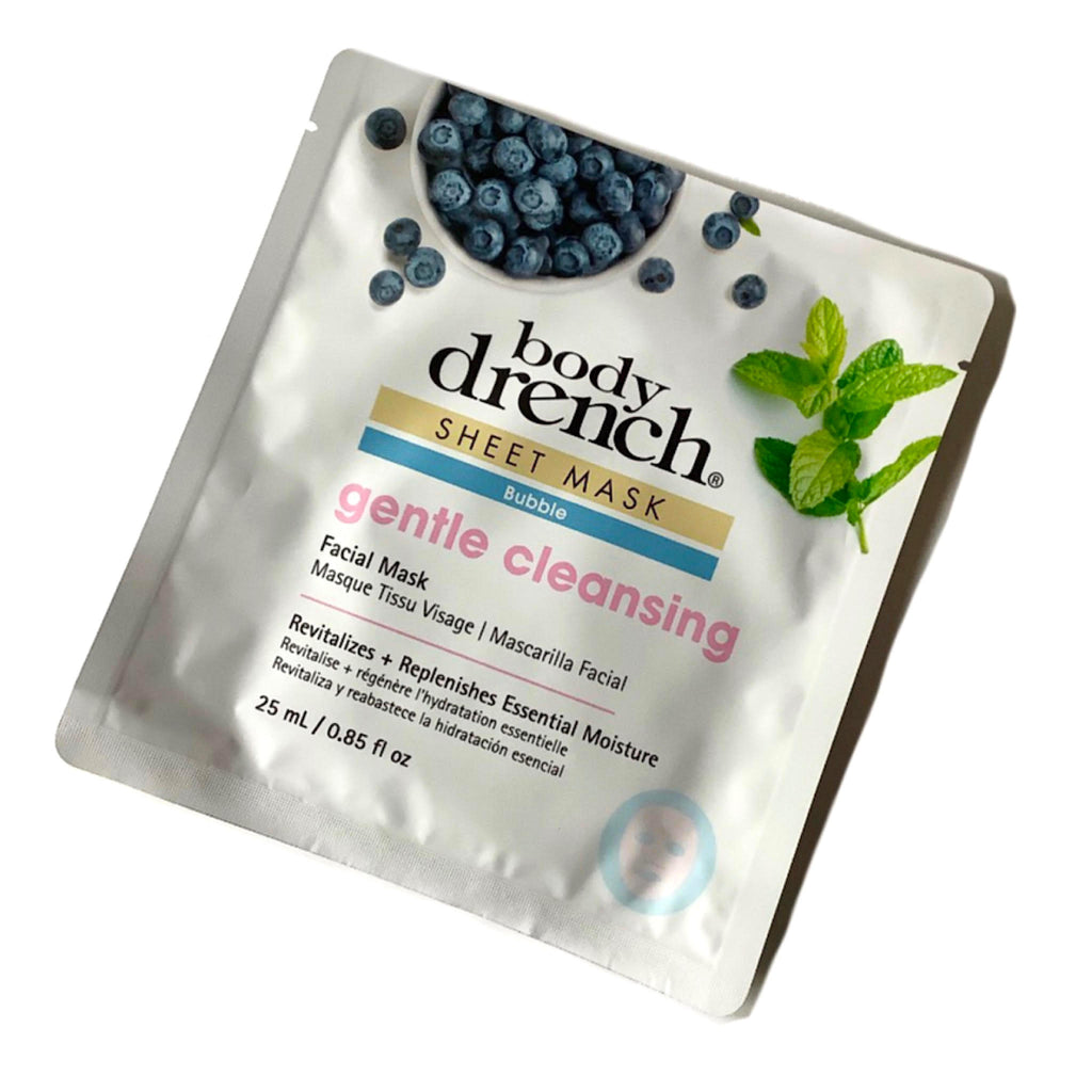 Body Drench Gentle Cleansing Sheet Mask