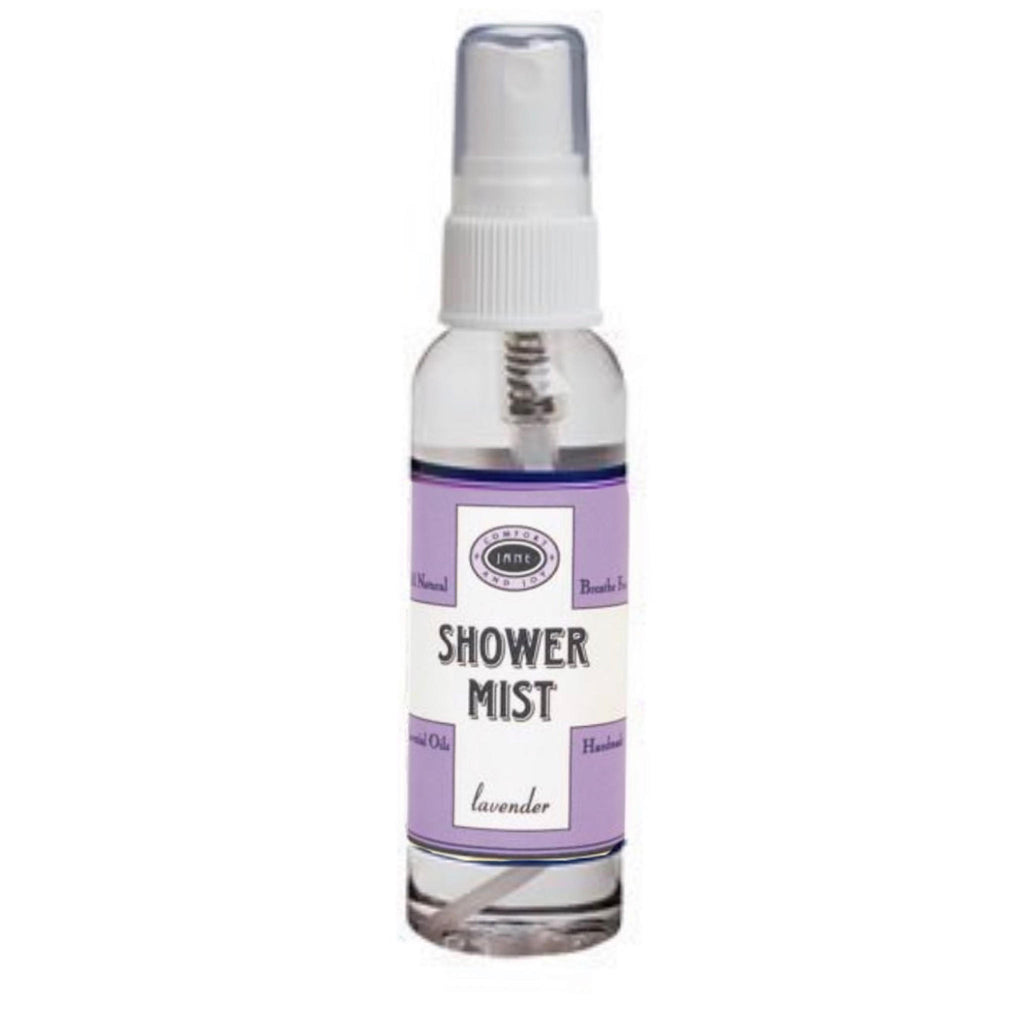 Lavender Essential Oil Shower Mist