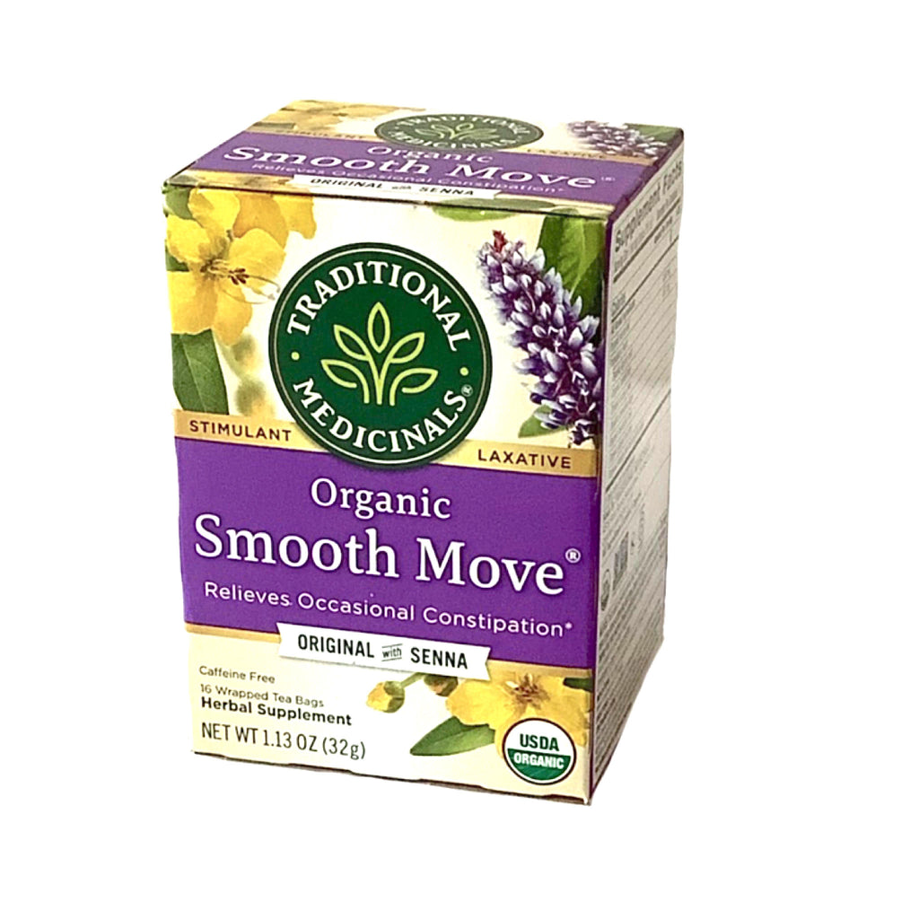 Traditional Medicinals Smooth Move Tea®
