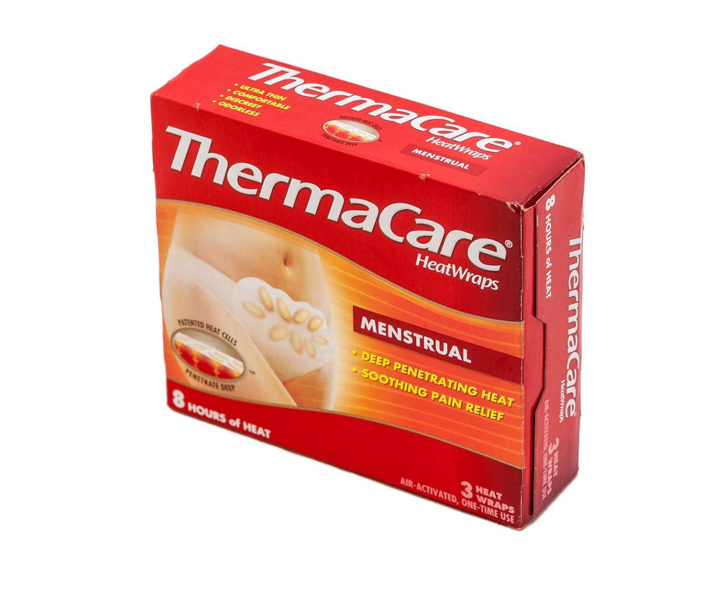 Thermacare Menstrual Heat Wraps