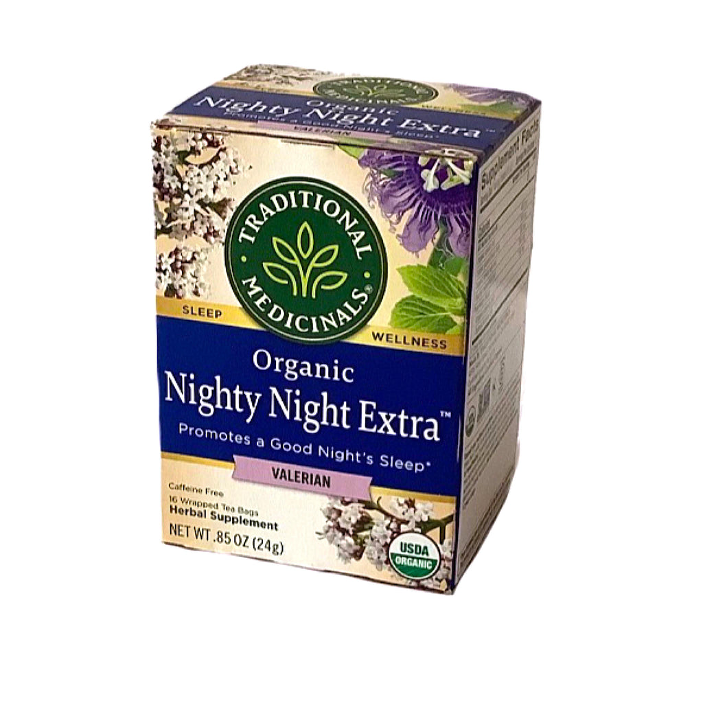 Traditional Medicinials Organic Night Night Extra® Tea