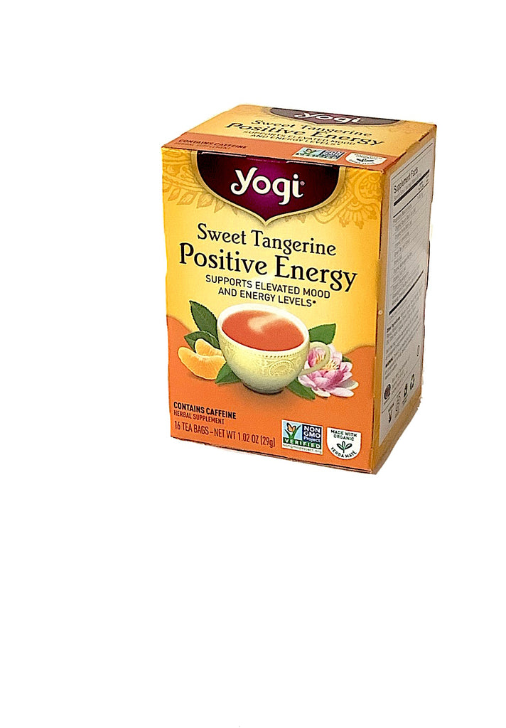 Yogi Sweet Positive Energy Tea