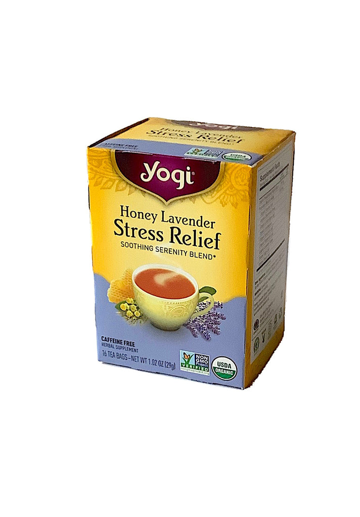 Yogi Honey Lavender Stress Relief Tea