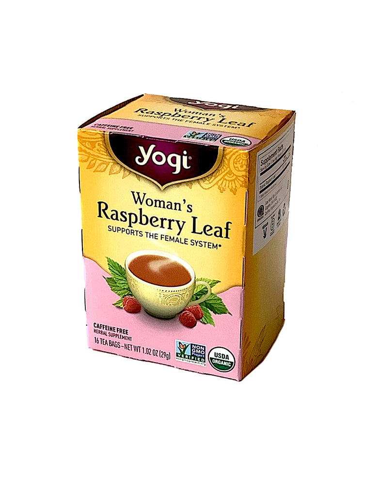 Yogi Woman's Raspberry Tea Leaf® Tea