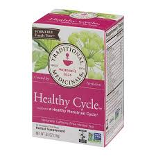 Traditional Medicinials Organic Healthy Cycle