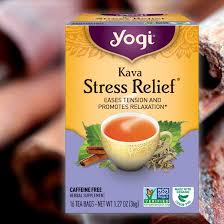 Yogi Kava Stress Relief® Tea