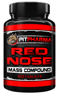 Sarms + prohormones + red nose