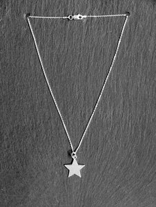 Short Necklace - Star