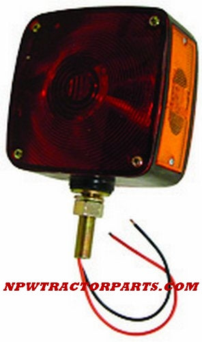 TISCO - FORD TRACTORS 2000 3000 4000 5000 TAILLIGHT. # 537328R1