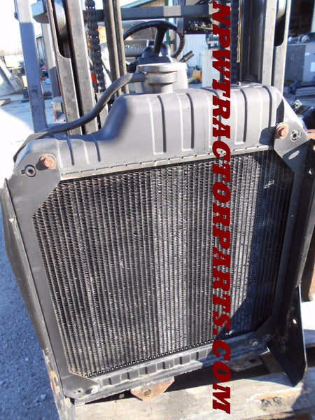 Massey Ferguson 067328T1 596 RADIATOR-USED