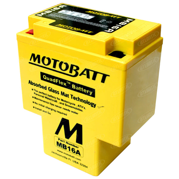 AQP-MB16A-Motobatt Battery