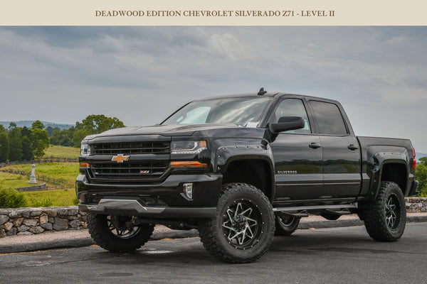 Gallery | DEADWOOD Edition Chevrolet Silverado Z71 - Level II