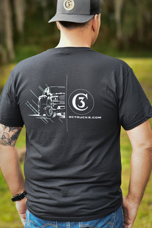 Official 3C Trucks T-Shirt