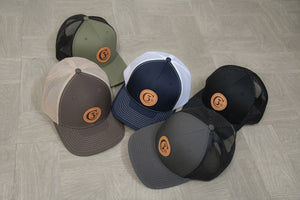 3C Trucks Hats / Brown & Khaki