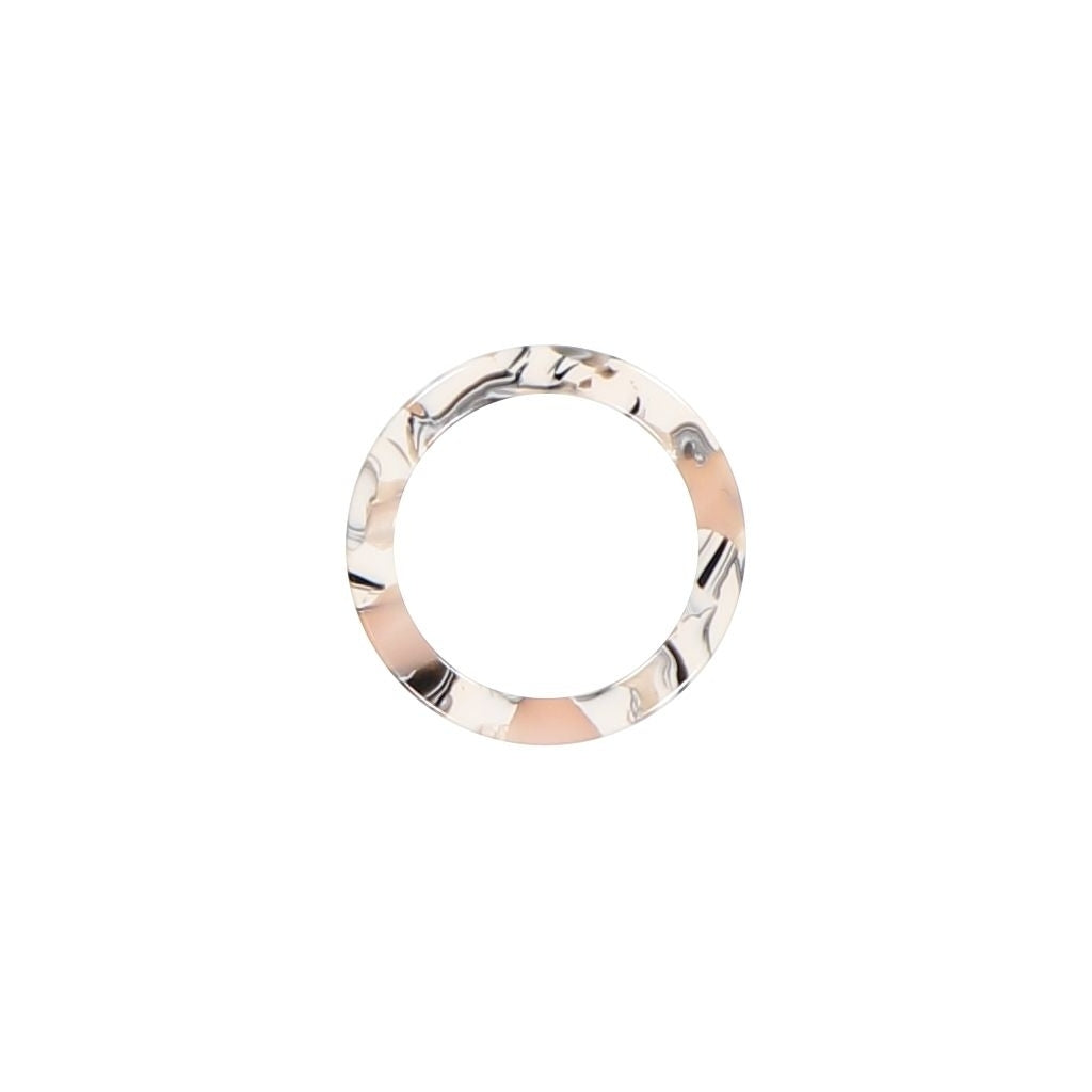 AYM Amparo Rings Miami rose