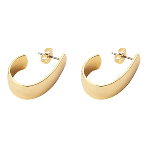 Annemarie earrings - Gold - AYM STORE