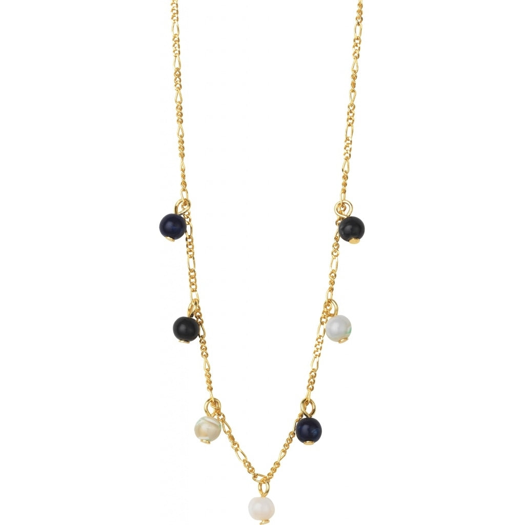 AYM Margot Necklaces Mint/Navy/Stone/Ice