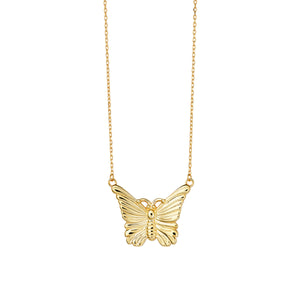 Lotta Butterfly - Gold plated - AYM STORE