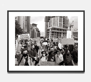 🌴NEW: TAKING A KNEE 8.3 x 11.7 (A4) PHOTOGRAPHIC PRINT LIMITED EDITION
