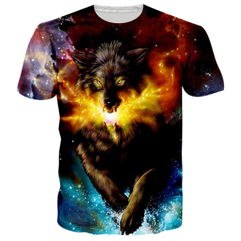 Brute Force Wolf Shirt