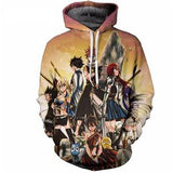 One Piece Hoodie (Collection)