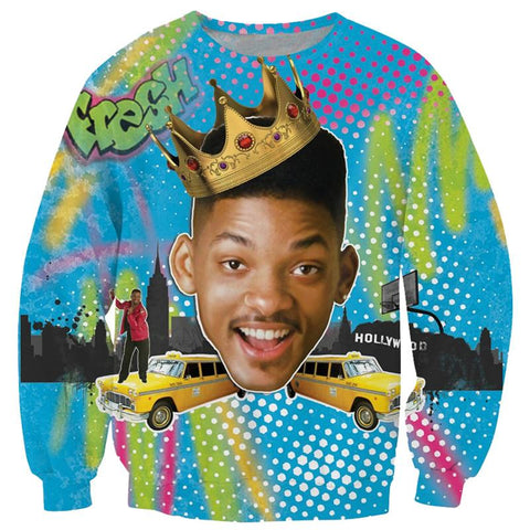 Fresh Prince Sweatshirt