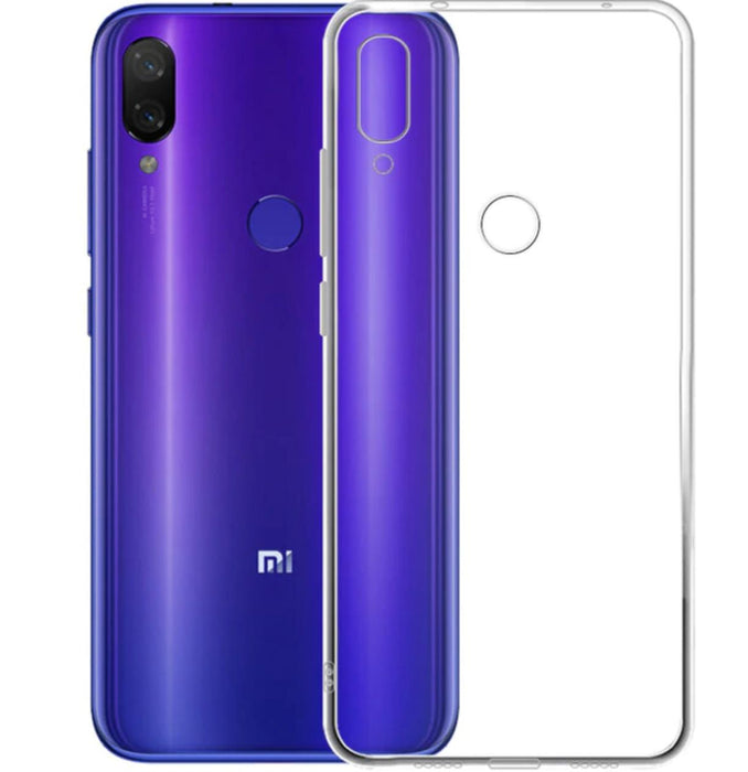 Protective Cover for Xiaomi Mi Play (Clear) - Smartphone Shop | Buy Online