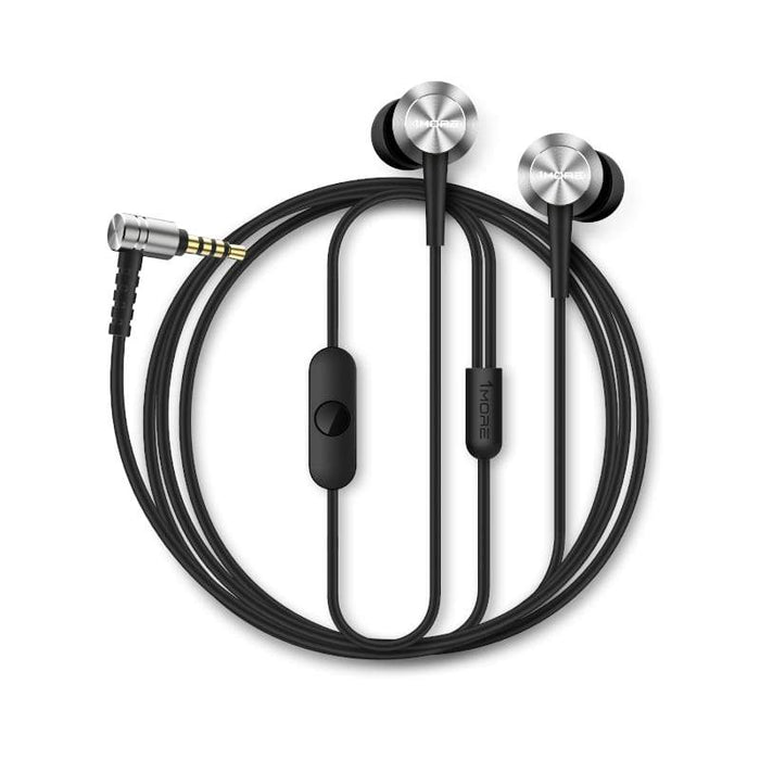 update alt-text with template 1MORE Classic E1009 Piston Fit 3.5mm In-Ear Headphones - Silver-1MORE-Smartphone Shop | Buy Online