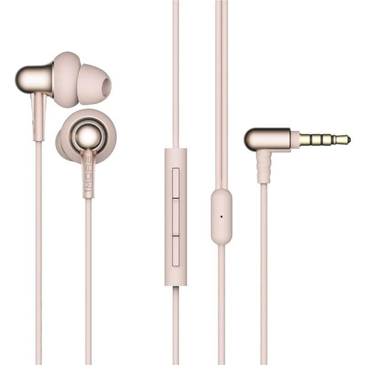 update alt-text with template 1MORE Stylish E1025 Dual-Dynamic Driver 3.5mm In-Ear Headphones - Gold-1MORE-Smartphone Shop | Buy Online