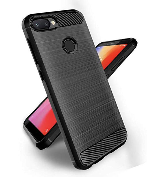 Protective Cover for Xiaomi Redmi 6 (Black) - Smartphone Shop | Buy Online