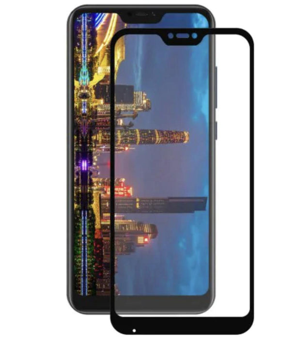 5D Glass Screen Protector for Xiaomi Redmi 6 - Smartphone Shop | Buy Online