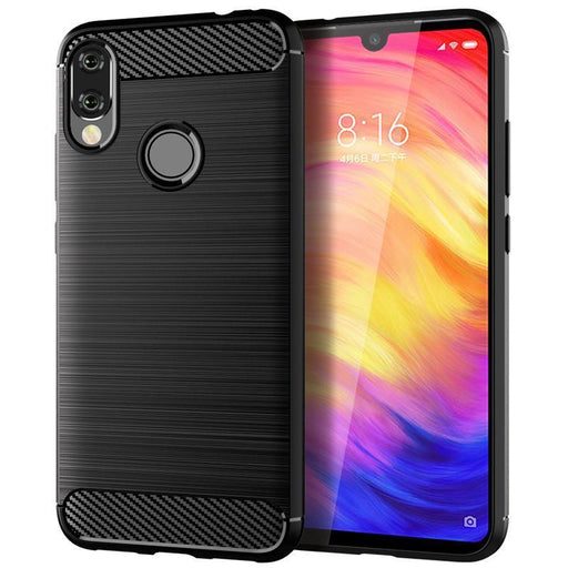 Protective Cover for Xiaomi Redmi Note 7 (Black) - Smartphone Shop | Buy Online