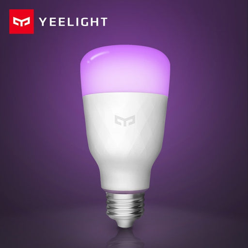 Xiaomi Yeelight LED Smart Colour Light Bulb - Smartphone Shop | Buy Online