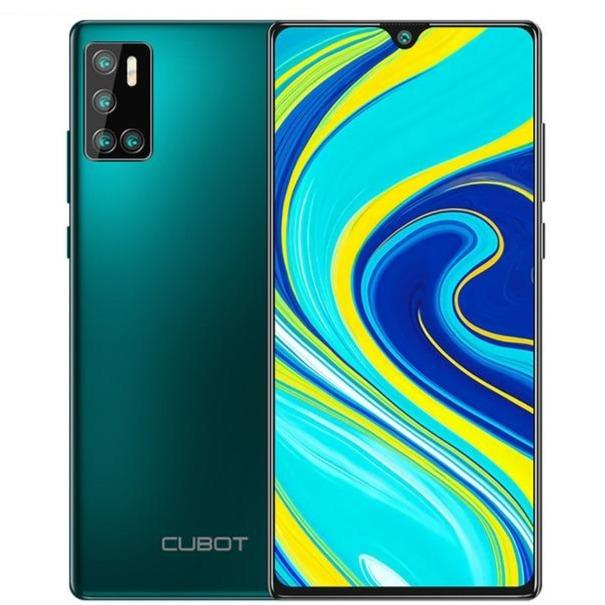 update alt-text with template Cubot P40 128GB Dual-SIM Smartphone-Cubot-Smartphone Shop | Buy Online