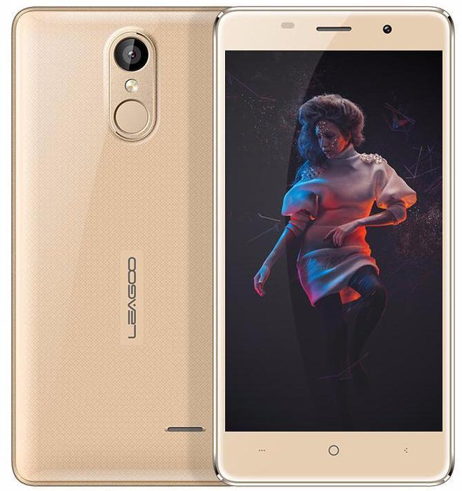 "Leagoo M5 5"" Shockproof Smartphone 2GB RAM and 16GB ROM with Fingerprint scanner"