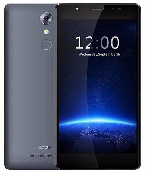 "Leagoo T1 5"" HD Android 6.0 16GB LTE Smartphone"