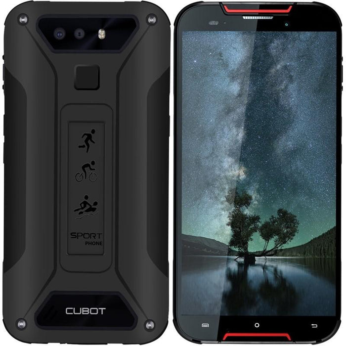 Cubot Quest Lite 32GB 4G Dual-SIM IP68 Rugged Smartphone