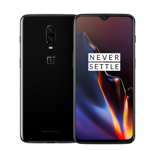 OnePlus 6T Mirror Black 8GB RAM 128GB ROM EU version