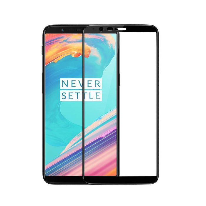 d0e4bf8d554d54 OnePlus 5T 3D Tempered Glass Screen Protector - Smartphone Shop   Buy Online