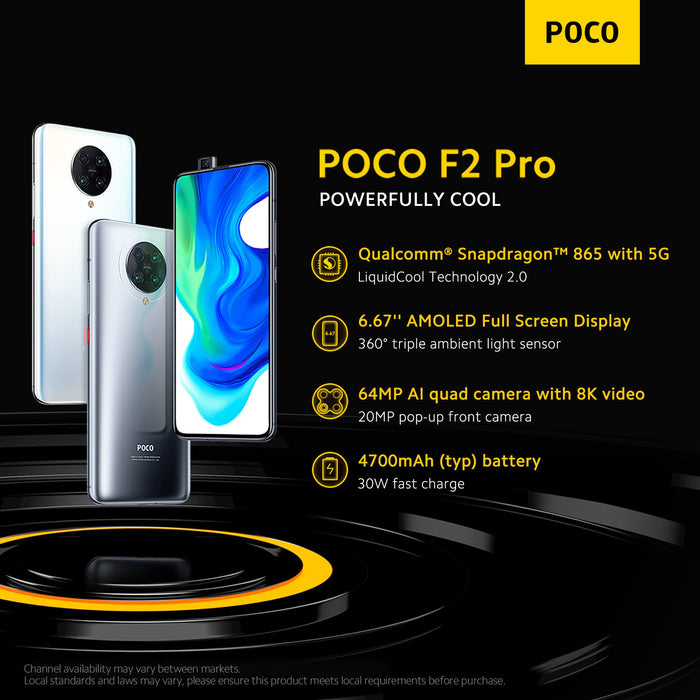 update alt-text with template Pocophone F2 Pro 6GB / 128GB 5G Dual-SIM Smartphone-Xiaomi-Smartphone Shop | Buy Online