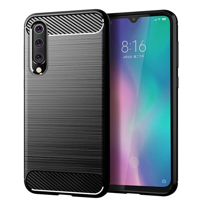 update alt-text with template Protective Cover for Xiaomi Mi 9SE (Black)-SS-Smartphone Shop | Buy Online