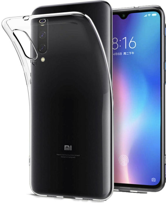 update alt-text with template Protective Cover for Xiaomi Mi 9SE (Clear)-SS-Smartphone Shop | Buy Online