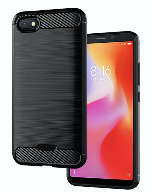 update alt-text with template Protective Cover for Xiaomi Redmi 6A (Black)-SS-Smartphone Shop | Buy Online