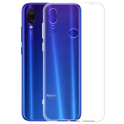 update alt-text with template Protective Cover for Xiaomi Redmi 7 (Clear)-SS-Smartphone Shop | Buy Online