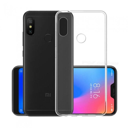 update alt-text with template Protective Cover for Xiaomi Redmi A2 Lite / 6 Pro (Clear)-SS-Smartphone Shop | Buy Online