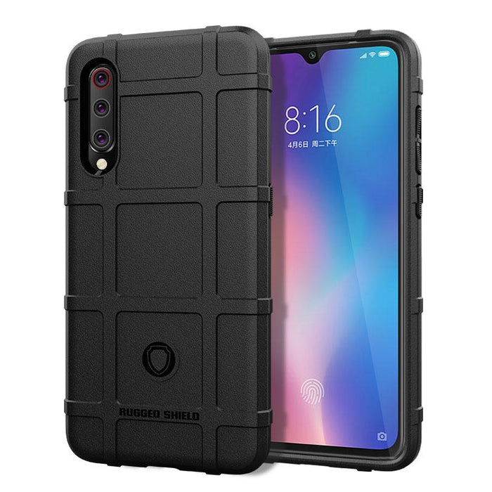 update alt-text with template Rugged Cover for Xiaomi Mi 9SE (Black)-SS-Smartphone Shop | Buy Online
