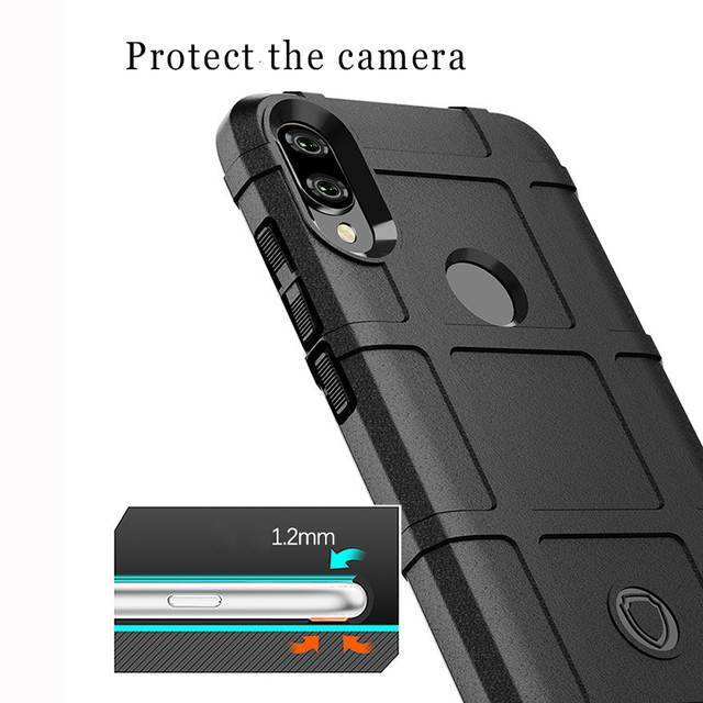 update alt-text with template Rugged Cover for Xiaomi Mi Play (Black)-SS-Smartphone Shop | Buy Online