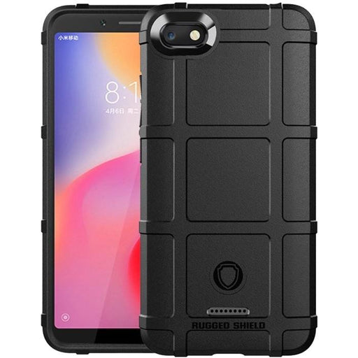 update alt-text with template Rugged Cover for Xiaomi Redmi 6A (Black)-SS-Smartphone Shop | Buy Online